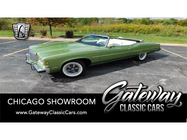 1974 Pontiac Grand Ville (CC-1443542) for sale in O'Fallon, Illinois