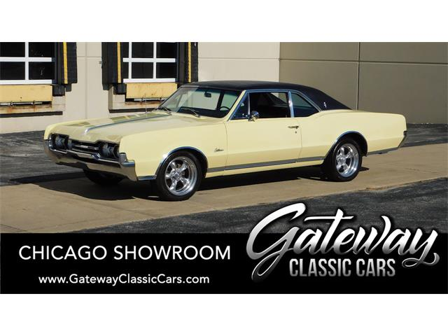 1967 Oldsmobile Cutlass (CC-1443544) for sale in O'Fallon, Illinois