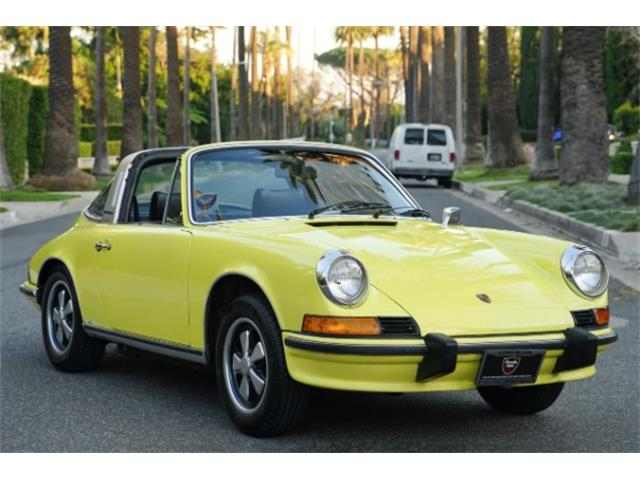 1973 Porsche 911E (CC-1443545) for sale in Beverly Hills, California