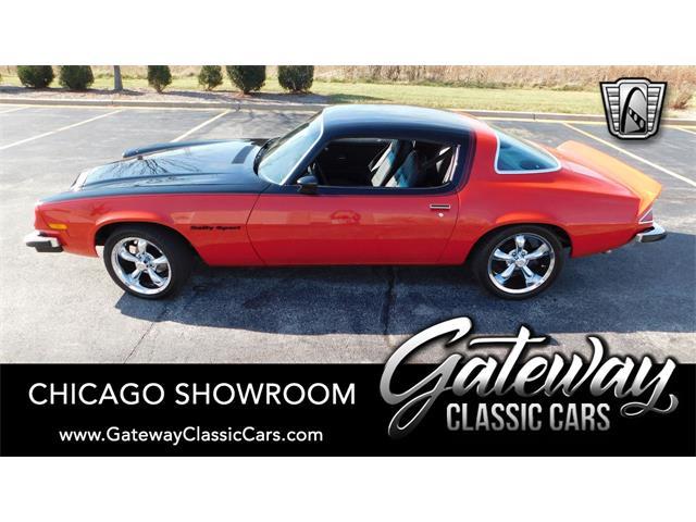 1975 Chevrolet Camaro (CC-1443546) for sale in O'Fallon, Illinois