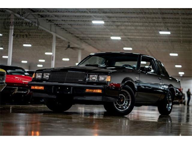 1987 Buick Regal (CC-1443554) for sale in Grand Rapids, Michigan