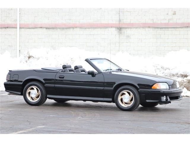 1990 Ford Mustang (CC-1443557) for sale in Alsip, Illinois