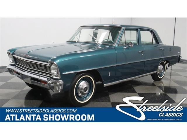 1966 Chevrolet Nova (CC-1440356) for sale in Lithia Springs, Georgia