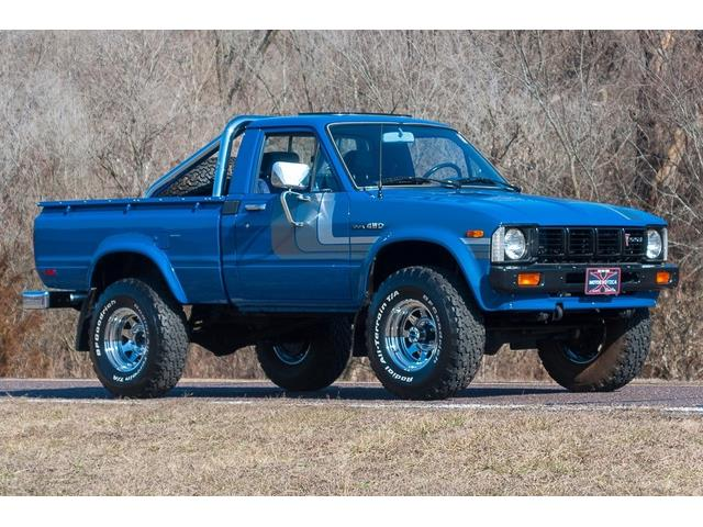 1980 Toyota Pickup (CC-1443562) for sale in St. Louis, Missouri