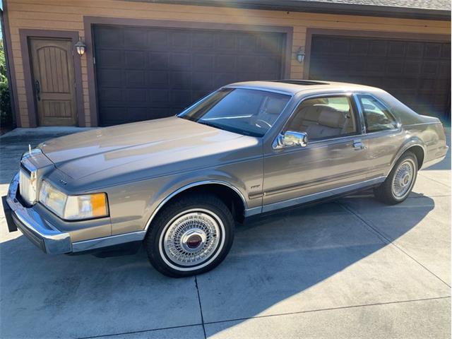 1986 Lincoln Mark V (CC-1443567) for sale in Punta Gorda, Florida