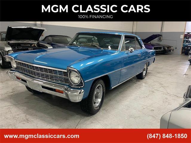 1967 Chevrolet Nova (CC-1443573) for sale in Addison, Illinois