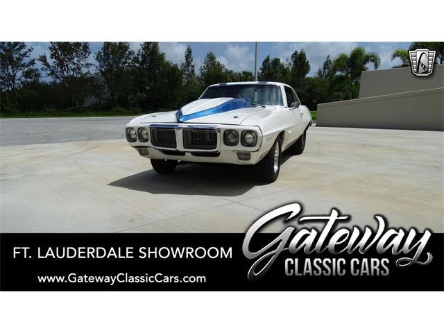 1969 Pontiac Firebird (CC-1443582) for sale in O'Fallon, Illinois