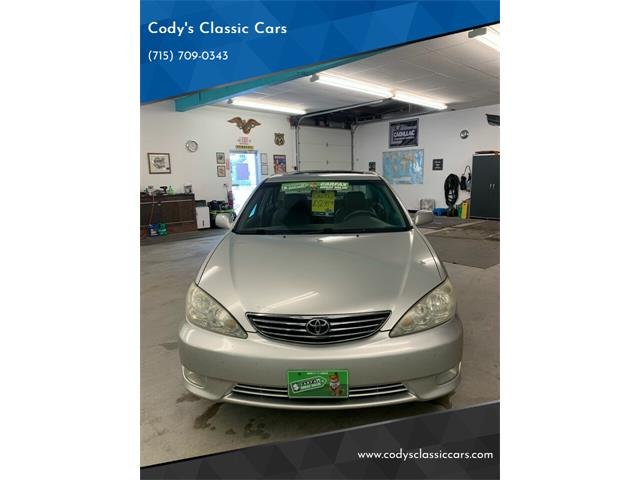 2006 Toyota Camry (CC-1443584) for sale in Stanley, Wisconsin