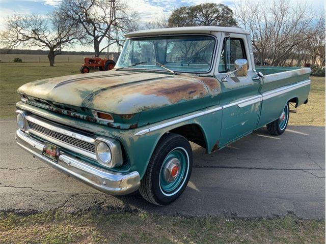 1966 Chevrolet C/K 10 (CC-1443589) for sale in Fredericksburg, Texas