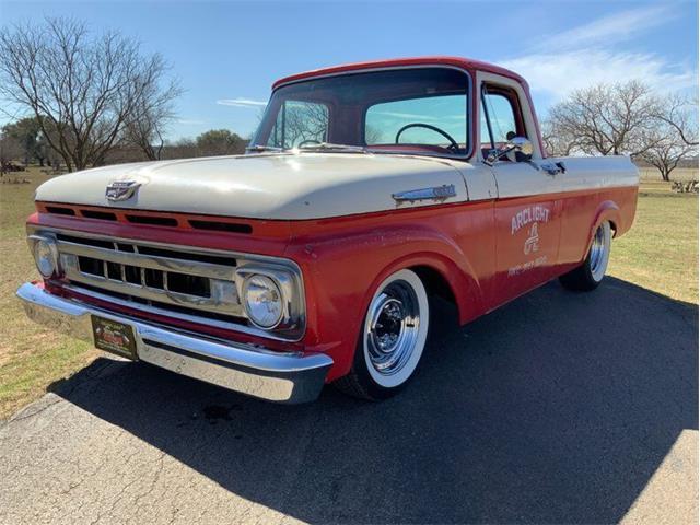 1961 Ford F100 (CC-1443592) for sale in Fredericksburg, Texas