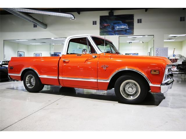 1968 Chevrolet C10 (CC-1443593) for sale in Chatsworth, California
