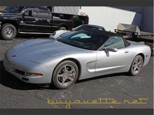 2001 Chevrolet Corvette (CC-1443598) for sale in Atlanta, Georgia
