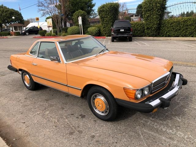 1975 Mercedes-Benz 450SL (CC-1440036) for sale in Palm Springs, California