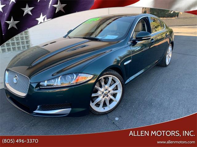 2013 Jaguar XF (CC-1443609) for sale in Thousand Oaks, California