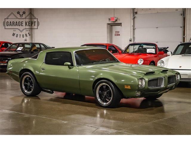 1972 Pontiac Firebird (CC-1440361) for sale in Grand Rapids, Michigan