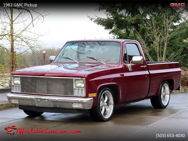 1982 GMC Pickup (CC-1443611) for sale in Gladstone, Oregon