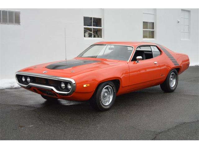 1972 Plymouth Road Runner (CC-1443625) for sale in Springfield, Massachusetts