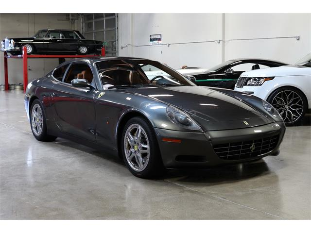 2008 Ferrari 612 (CC-1443628) for sale in San Carlos, California
