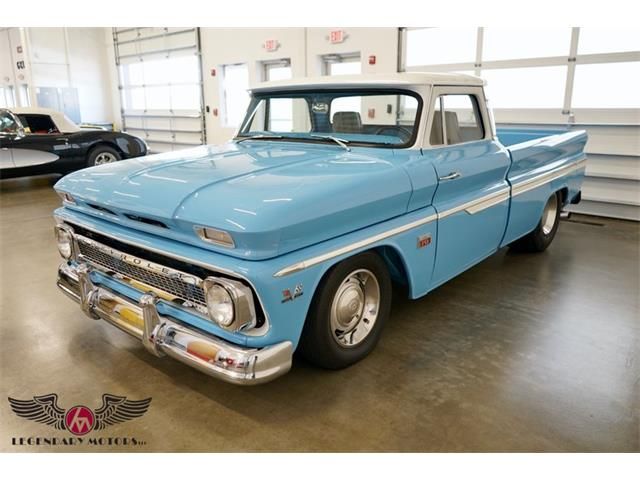 1966 Chevrolet C10 (CC-1443630) for sale in Rowley, Massachusetts