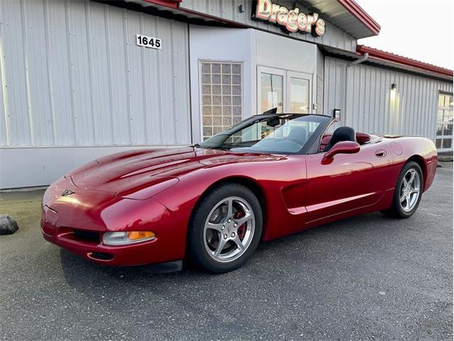 2001 Chevrolet Corvette (CC-1443635) for sale in Burlington, Washington