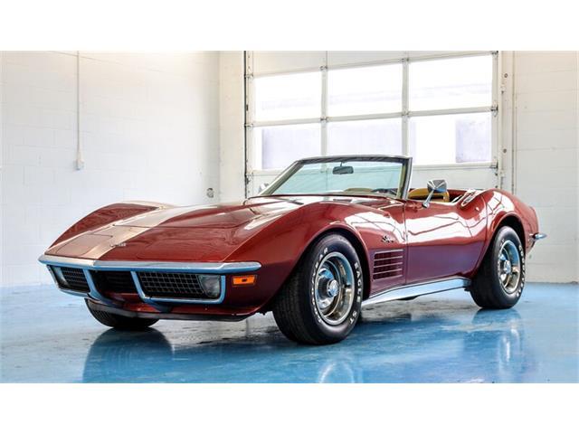 1970 Chevrolet Corvette (CC-1443636) for sale in Springfield, Ohio