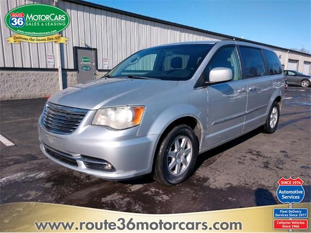 2011 Chrysler Town & Country (CC-1443640) for sale in Dublin, Ohio