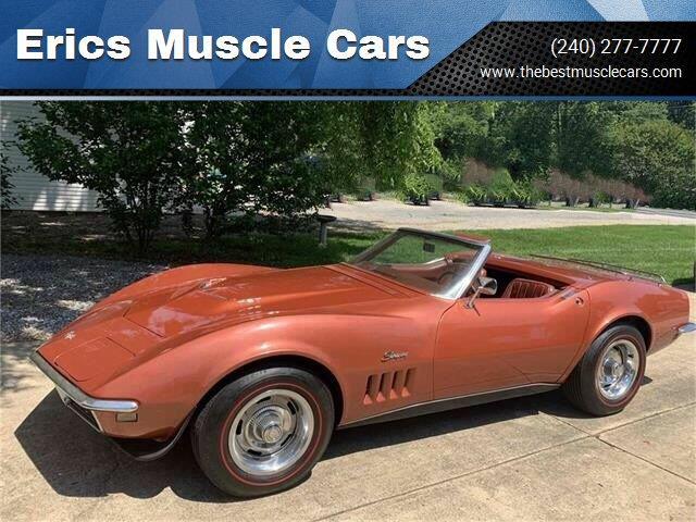 1968 Chevrolet Corvette (CC-1443641) for sale in Clarksburg, Maryland