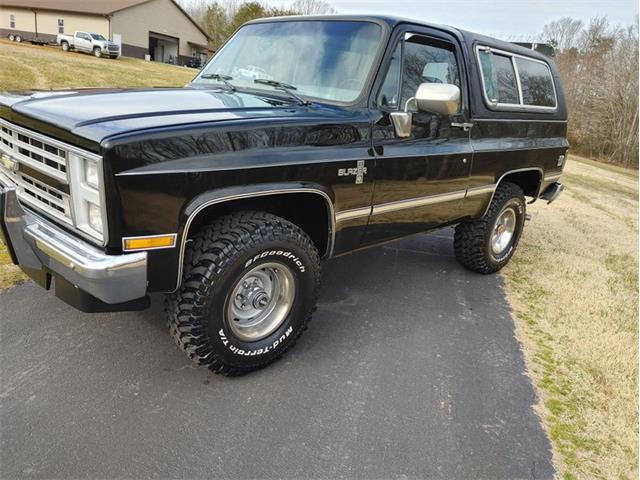1987 Chevrolet Silverado (CC-1440365) for sale in Greensboro, North Carolina