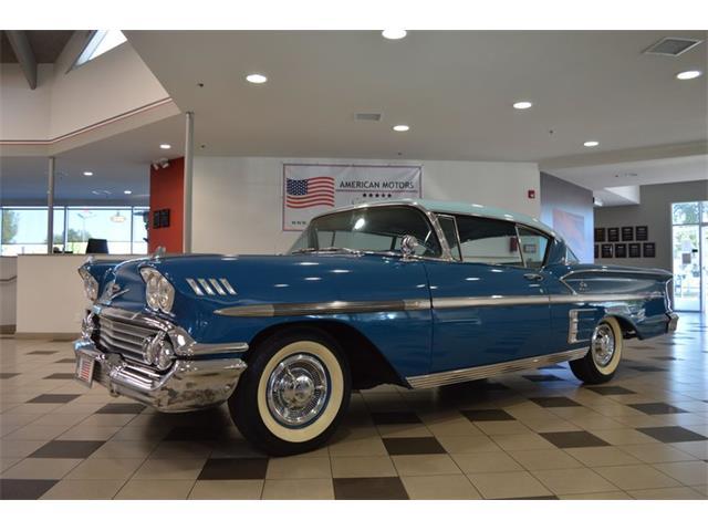1958 Chevrolet Impala (CC-1443653) for sale in San Jose, California