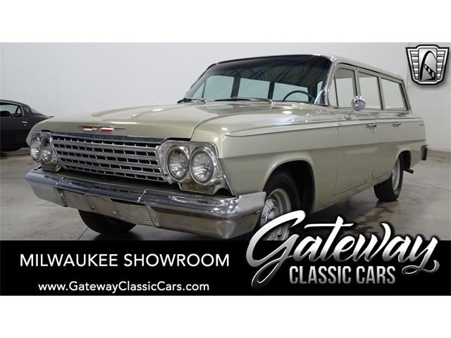 1962 Chevrolet Bel Air Wagon (CC-1443654) for sale in O'Fallon, Illinois