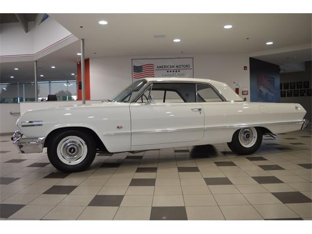 1963 Chevrolet Impala (CC-1443657) for sale in San Jose, California
