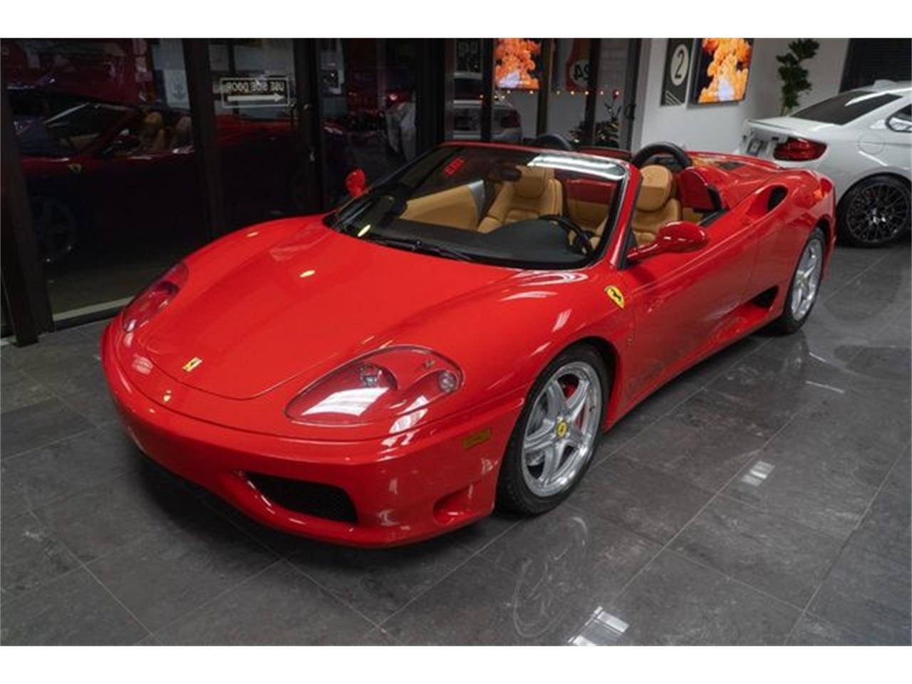 2005 Ferrari 360 (CC-1443671) for sale in Miami, Florida
