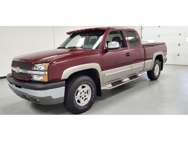 2003 Chevrolet Silverado (CC-1443680) for sale in Watertown, Wisconsin