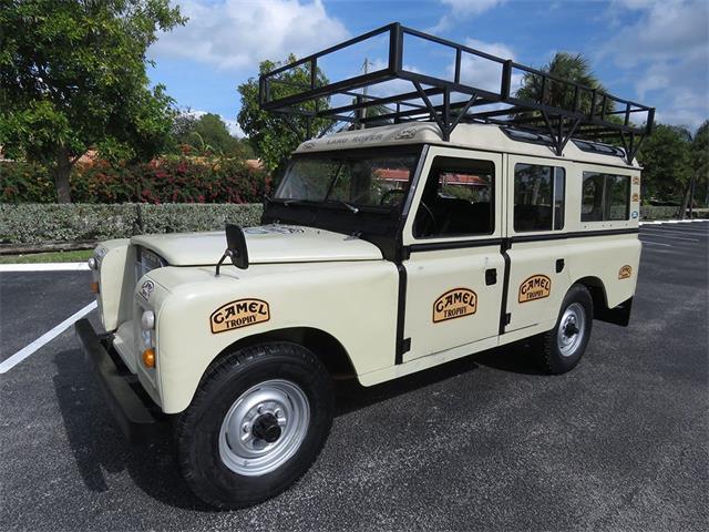 1981 Land Rover Defender (CC-1443693) for sale in Pompano Beach, Florida