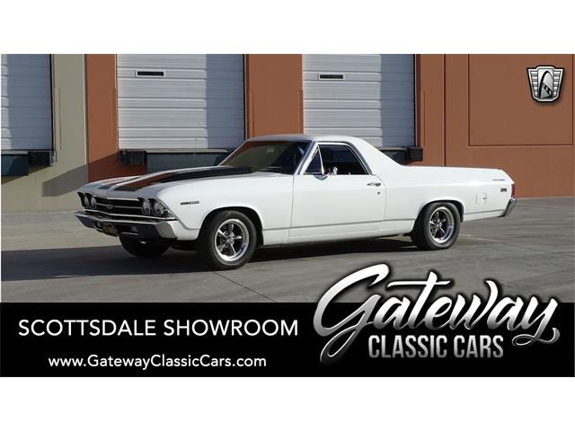 1969 Chevrolet El Camino (CC-1443703) for sale in O'Fallon, Illinois