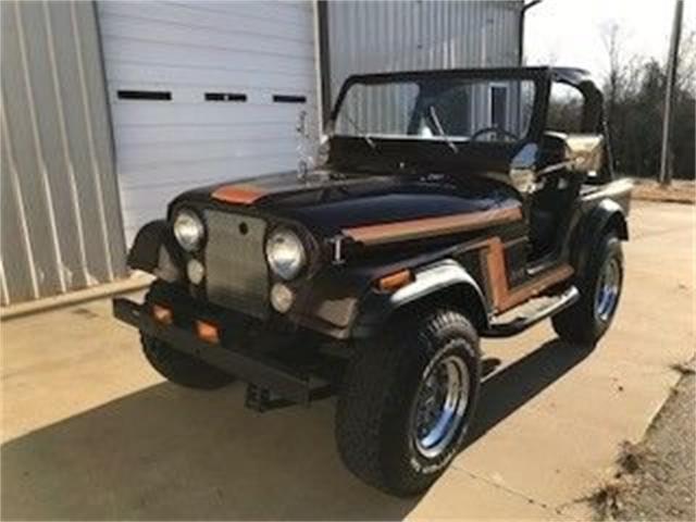 1980 Jeep CJ (CC-1440371) for sale in Greensboro, North Carolina