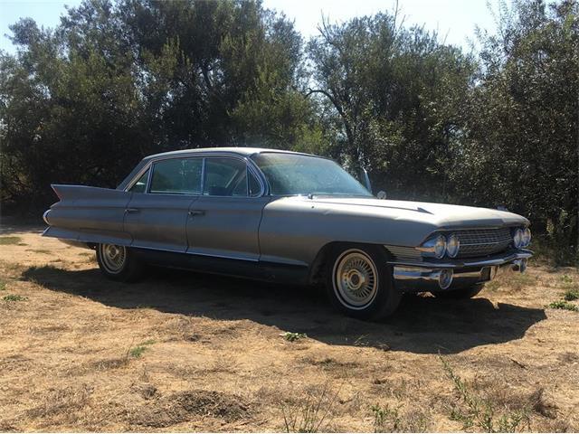 1961 Cadillac 4-Dr Sedan (CC-1443712) for sale in Santa Barbara, California