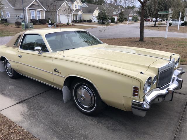 1977 Chrysler Cordoba (CC-1443725) for sale in Myrtle Beach, South Carolina