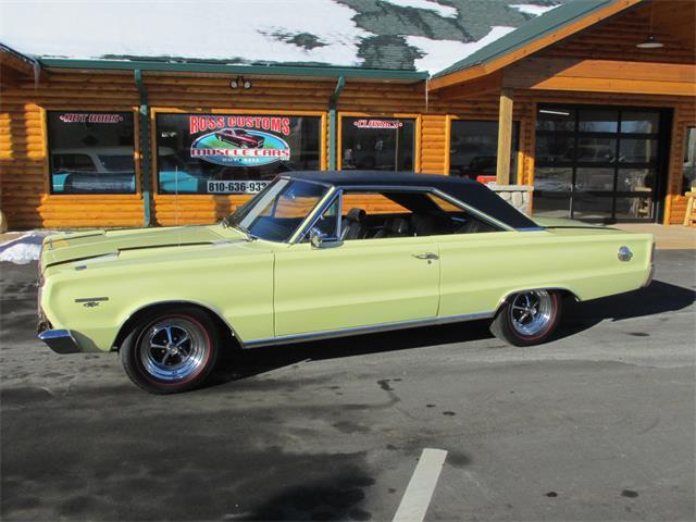 1967 Plymouth GTX (CC-1443731) for sale in Goodrich, Michigan