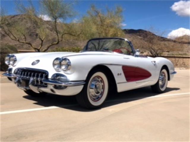 1960 Chevrolet Corvette (CC-1443738) for sale in Phoenix, Arizona