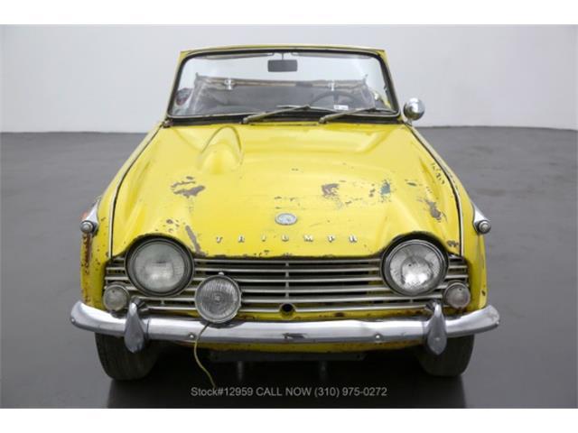 1966 Triumph TR4 (CC-1443755) for sale in Beverly Hills, California