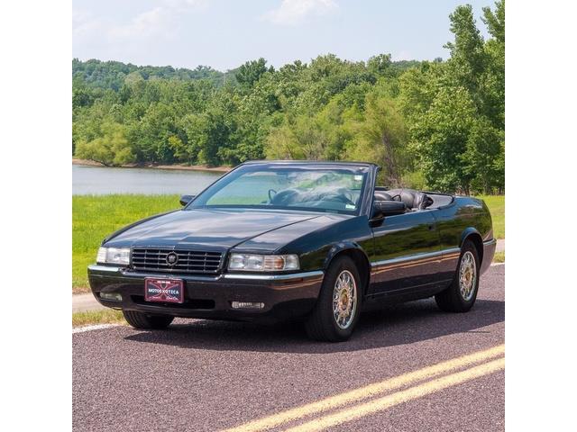 1997 Cadillac Eldorado (CC-1440377) for sale in St. Louis, Missouri
