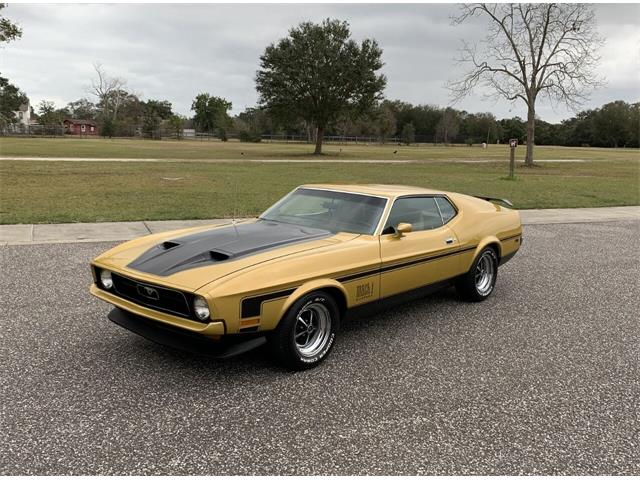 1972 Ford Mustang (CC-1443778) for sale in Clearwater, Florida