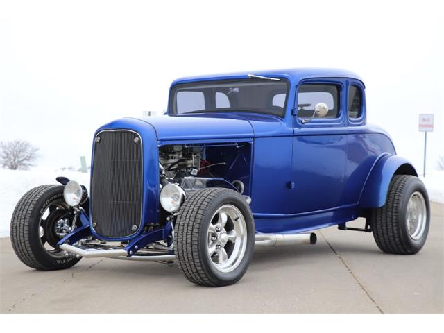 1932 Ford 5-Window Coupe (CC-1440379) for sale in Clarence, Iowa