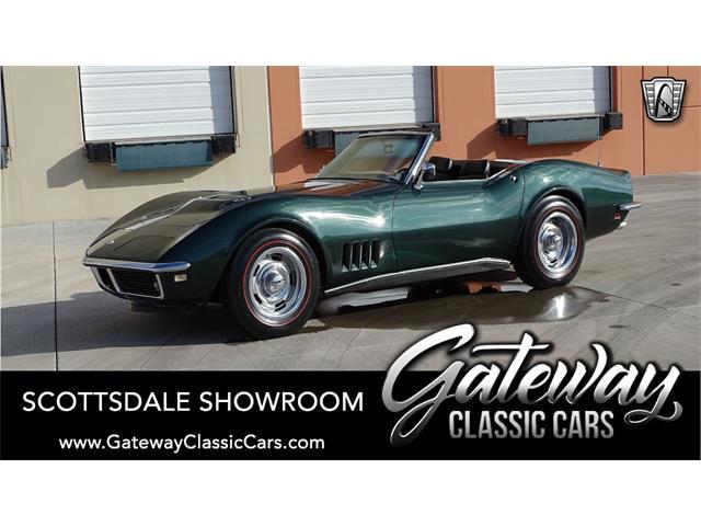 1968 Chevrolet Corvette (CC-1443791) for sale in O'Fallon, Illinois