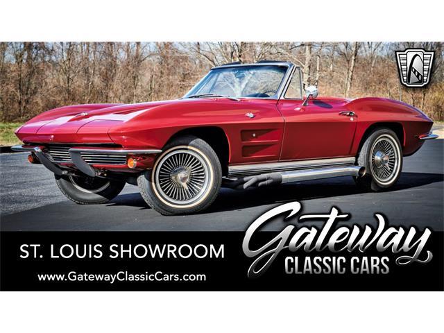 1964 Chevrolet Corvette (CC-1443802) for sale in O'Fallon, Illinois