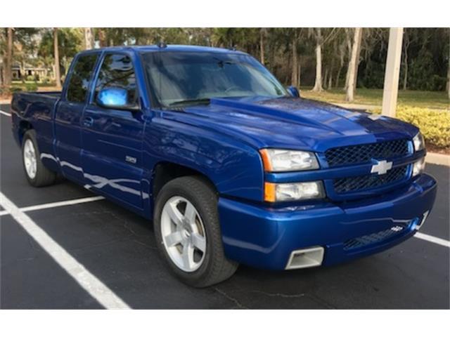 2004 Chevrolet Silverado (CC-1443811) for sale in Lakeland, Florida