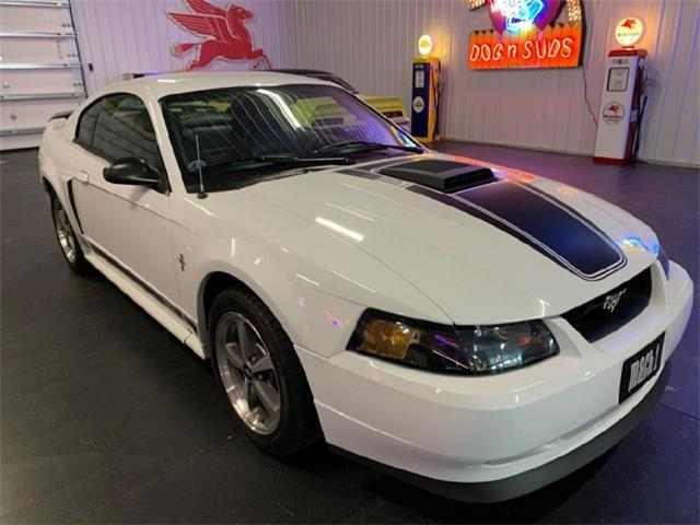 2003 Ford Mustang (CC-1443816) for sale in Belmont, Ohio
