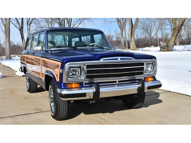 1989 Jeep Grand Wagoneer (CC-1443833) for sale in Fairview, Pennsylvania