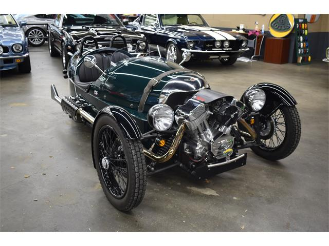 2014 Morgan 3-Wheeler (CC-1443836) for sale in Huntington Station, New York